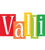 Valli colors logo