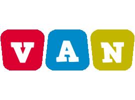 Van kiddo logo
