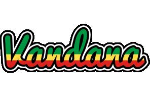Vandana african logo