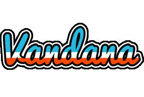 Vandana america logo