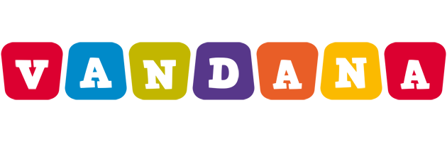 Vandana daycare logo
