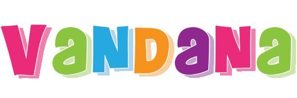 Vandana friday logo