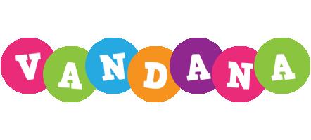 Vandana friends logo