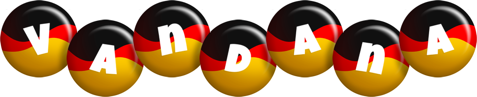 Vandana german logo