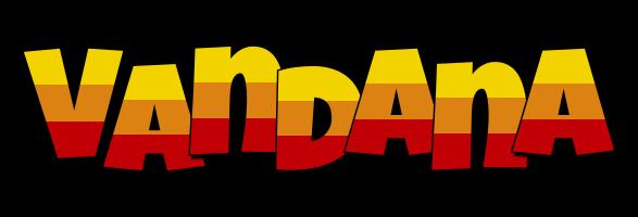Vandana jungle logo