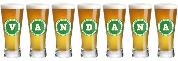 Vandana lager logo
