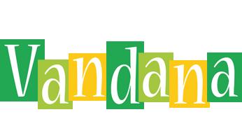Vandana lemonade logo