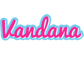 Vandana popstar logo