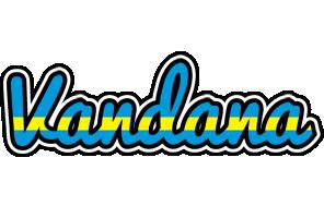 Vandana sweden logo