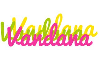 Vandana sweets logo
