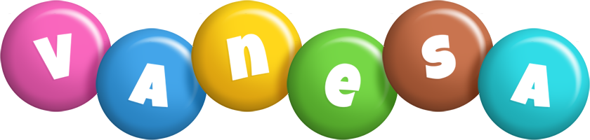 Vanesa candy logo