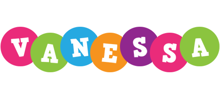 Vanessa friends logo