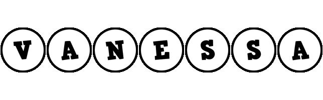 Vanessa handy logo