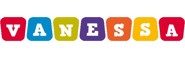 Vanessa kiddo logo