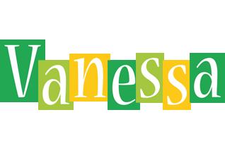 Vanessa lemonade logo