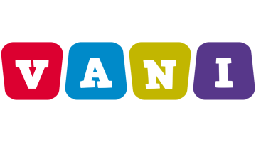 Vani daycare logo