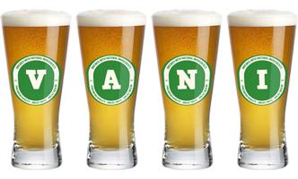 Vani lager logo