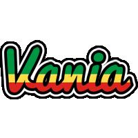 Vania african logo