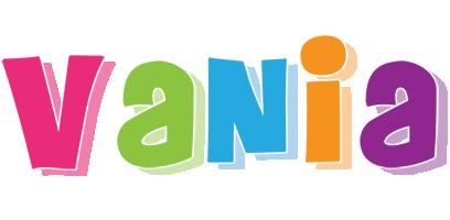 Vania friday logo