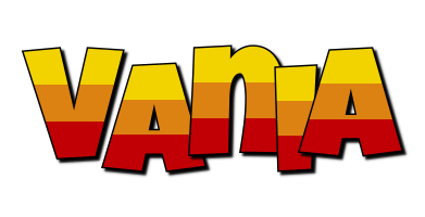Vania jungle logo