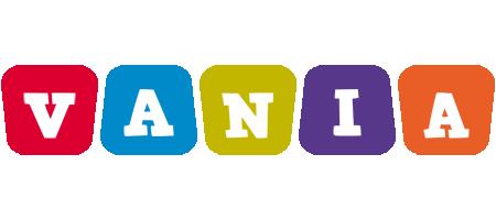Vania kiddo logo