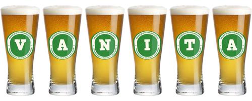 Vanita lager logo