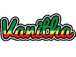 Vanitha african logo