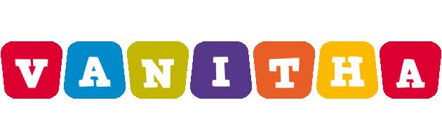 Vanitha daycare logo