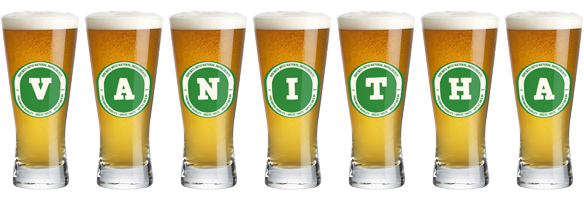 Vanitha lager logo