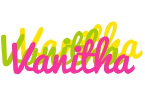 Vanitha sweets logo