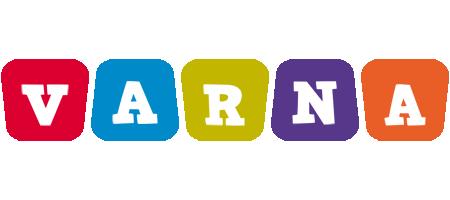 Varna kiddo logo