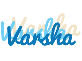 Varsha breeze logo