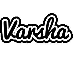 Varsha chess logo