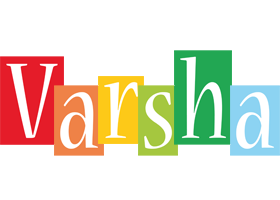 Varsha colors logo