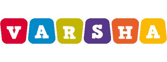 Varsha daycare logo