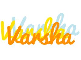 Varsha energy logo