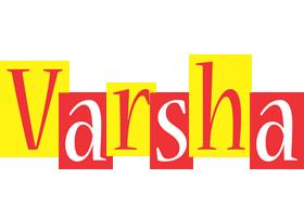 Varsha errors logo