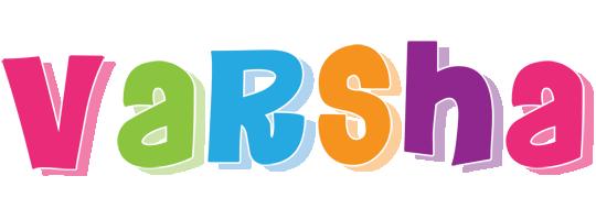 Varsha friday logo