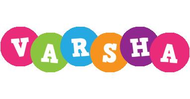 Varsha friends logo