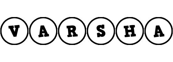 Varsha handy logo
