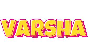 Varsha kaboom logo