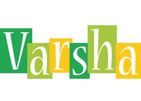 Varsha lemonade logo