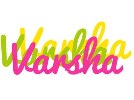 Varsha sweets logo