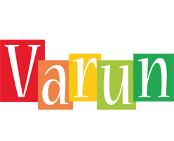 Varun colors logo