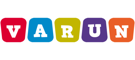Varun kiddo logo