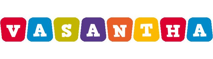 Vasantha kiddo logo