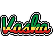 Vaska african logo