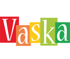 Vaska colors logo