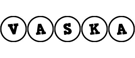 Vaska handy logo
