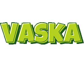 Vaska summer logo